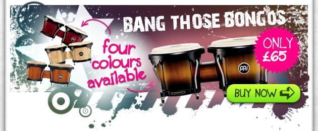 meinl bongos