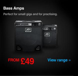 Peavey Bass Amps