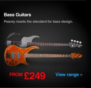 Peavey Bass Guitars