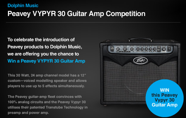 Peavey competition