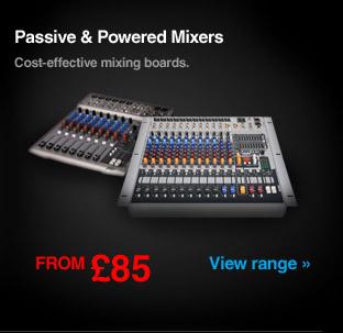 Peavey Mixers