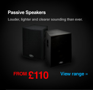 Peavey Passive Speakers