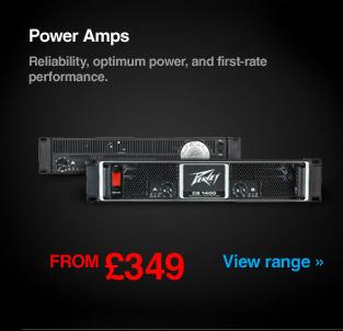 Peavey Power Amps
