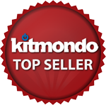 Kitmondo Top Seller Button
